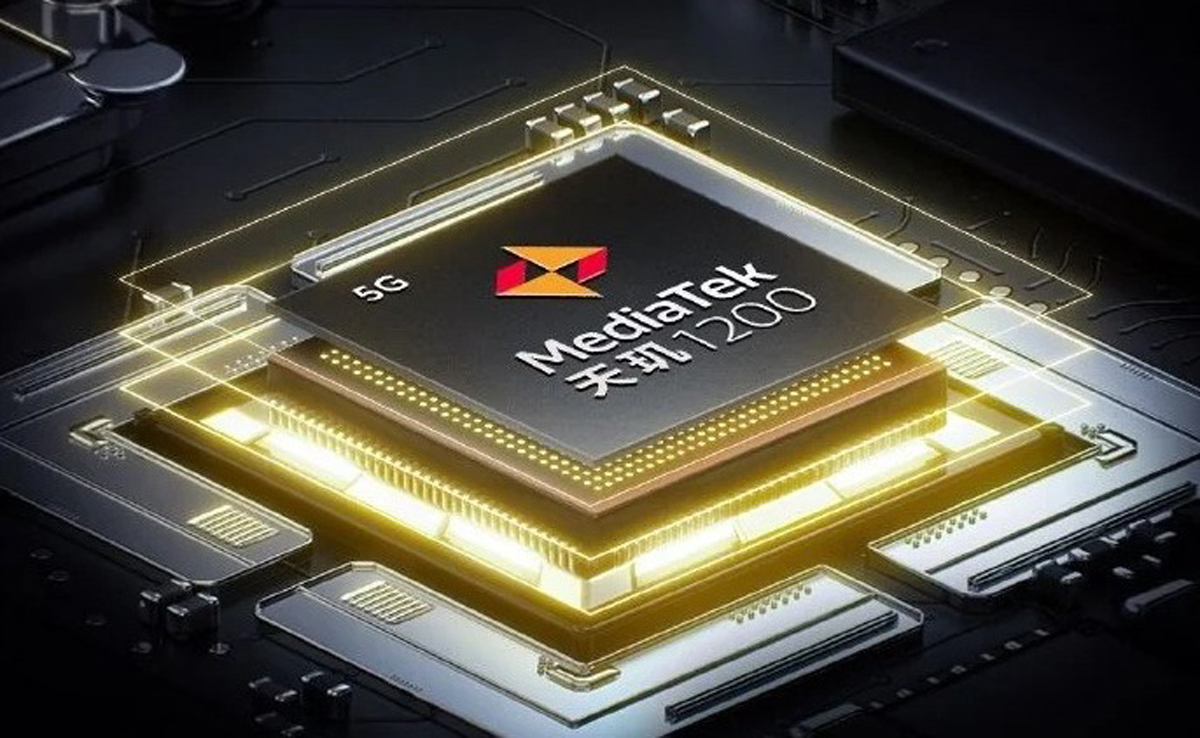 Redmi Gaming Smartphone MediaTek Dimensity 1200