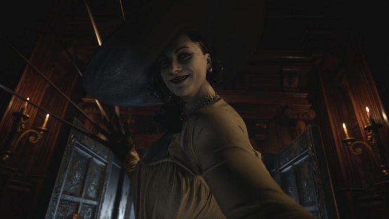 Resident Evil Village Maiden Lady Dimitrescu