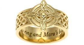 Ritual of Mara 10k gold ring Bethesda