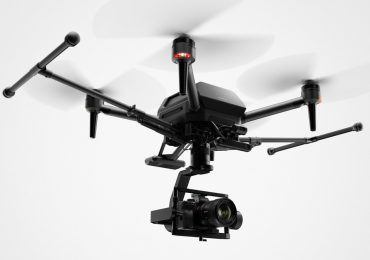 Sony Unveils Airpeak Aerial Drone CES 2021