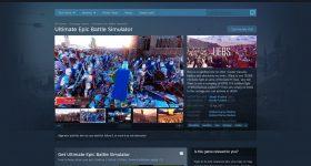 Ultimate Epic Battle Simulator free Steam