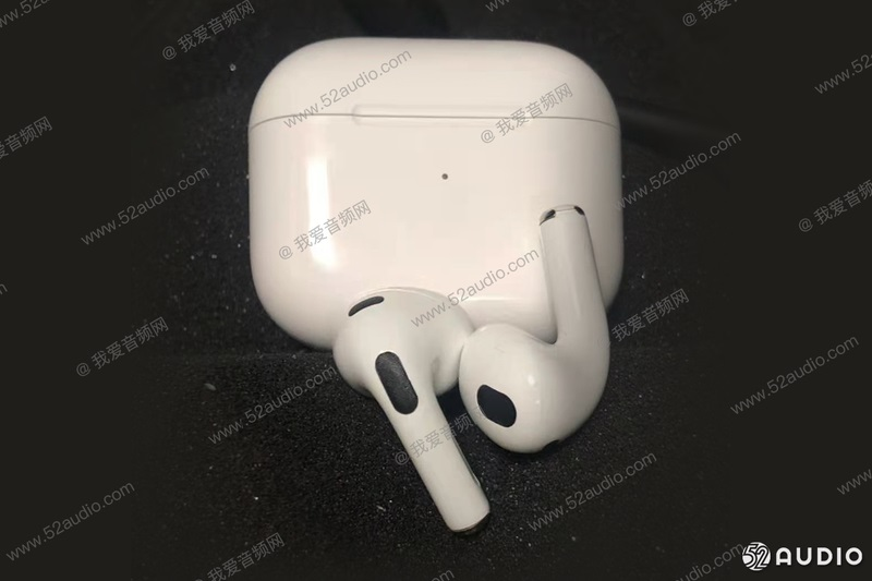 Apple AirPods 3 leak