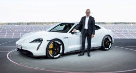 Apple Porsche VP Chassis Development Project Titan