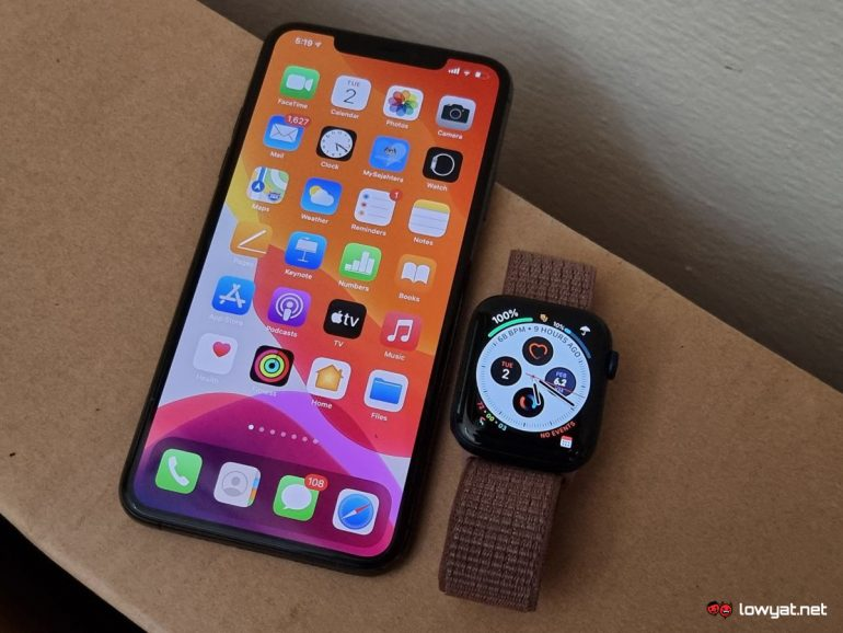 Apple iOS 14.5 developer beta