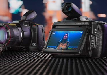 Blackmagic Announces Pocket Cinema Camera 6K Pro