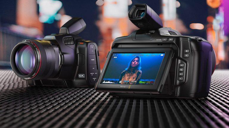 Blackmagic Announces Pocket Cinema Camera 6K Pro