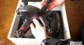 DJI FPV Drone specifications design leaks