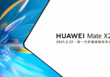 Huawei Mate X2 Launch China February