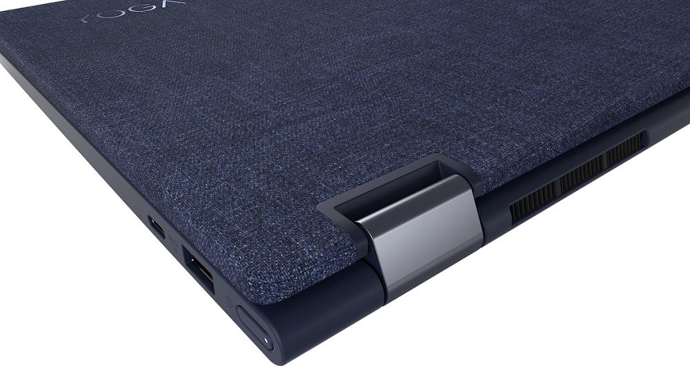 Lenovo Yoga 6 AMD fabric lid