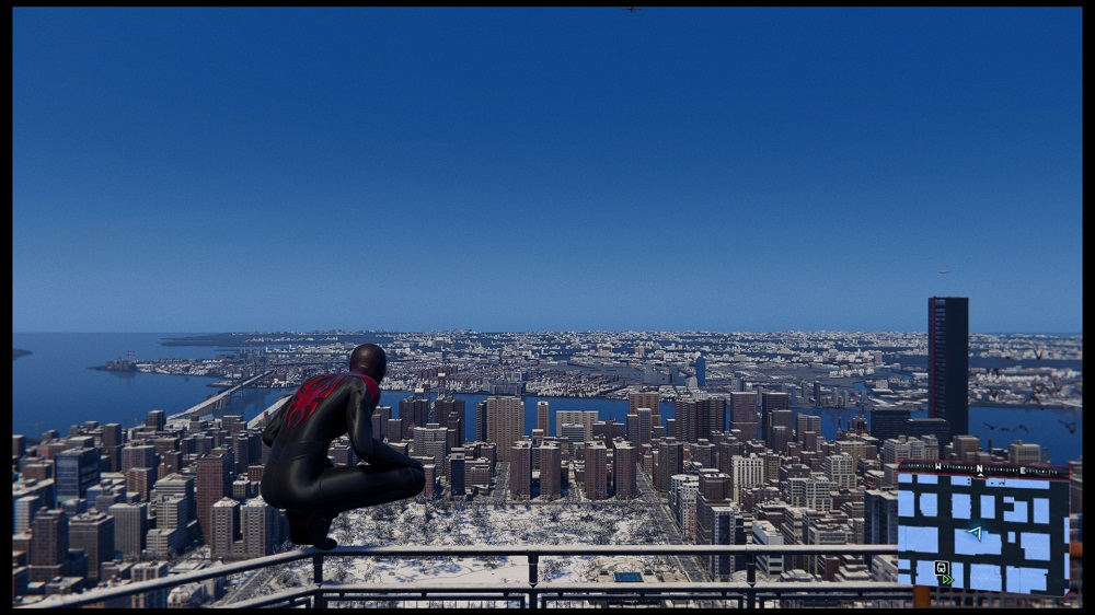Marvel's Spider-Man: Miles Morales oscorp tower