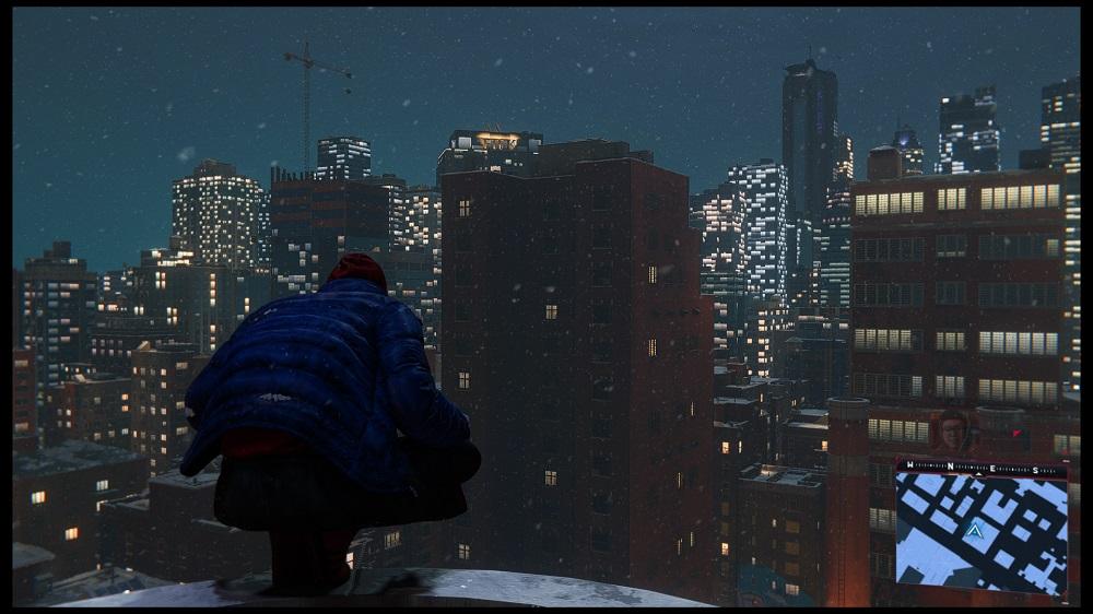 Marvel's Spider-Man: Miles Morales perch 2