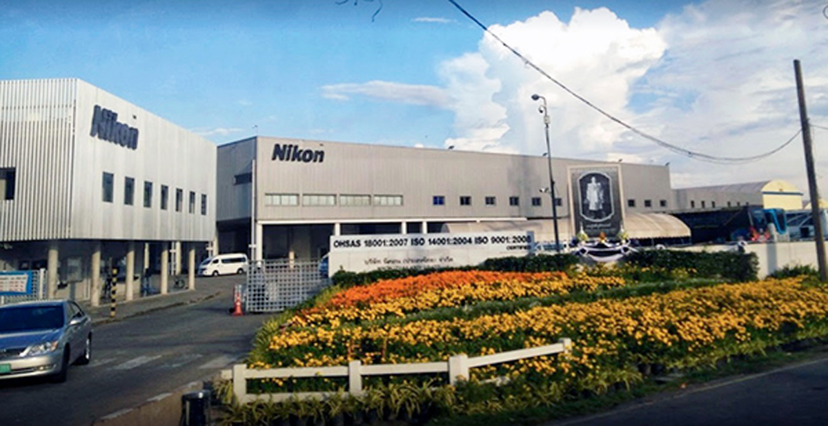 Nikon Close Lens Factories Japan Camera Market Decline