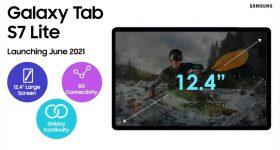 Samsung Galaxy Tab S7 Lite Leak June Launch