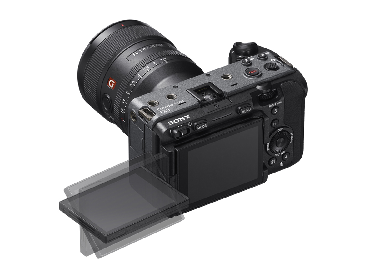 Sony FX3 Now Official Malaysia Launch In May