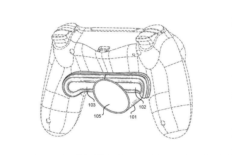 Sony new back button attachment patent