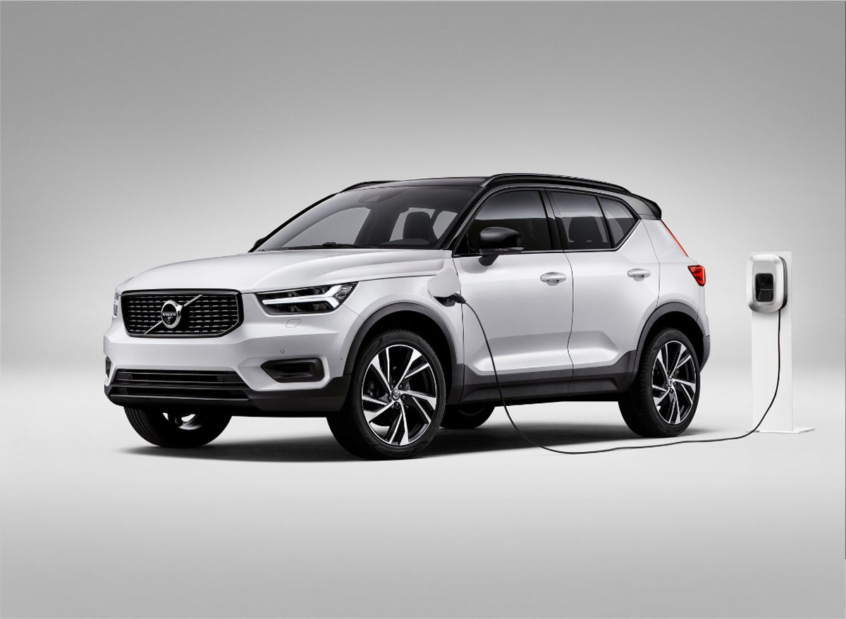 Volvo XC40 Recharge T5 PHEV SUV launch Malaysia