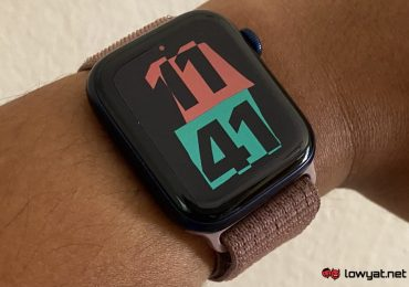 Apple Watch Unity Face