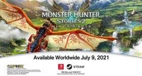 Monster Hunter Stories 2 release