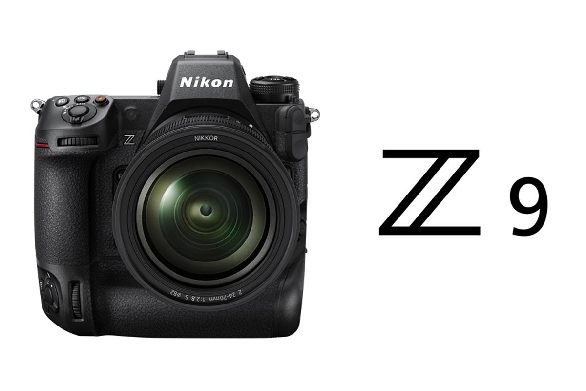Nikon Z9 flagship full-frame mirrorless camera development