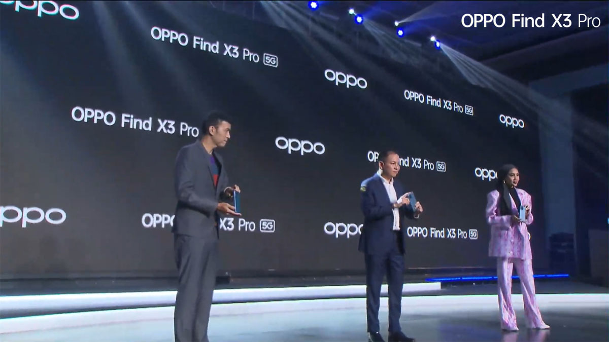 OPPO Find X3 Malaysia Price April