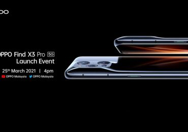 OPPO Find X3 Pro 5G Malaysian Launch