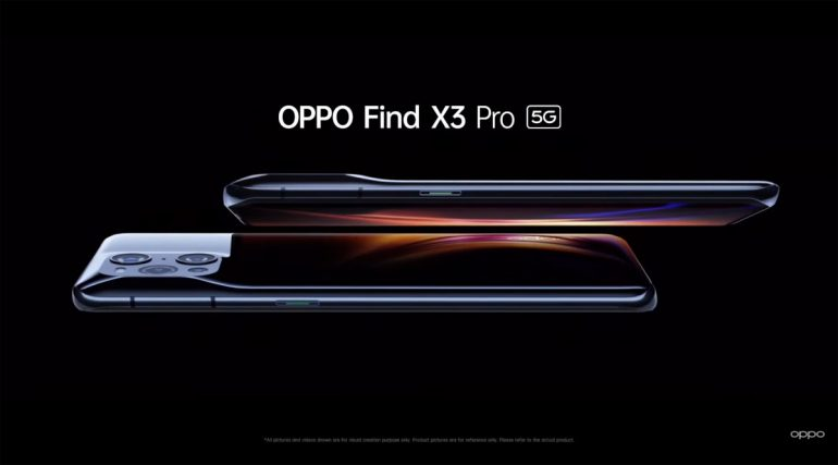 Get RM300 OFF Your OPPO Find X3 Pro and Redeem Exclusive Gifts Worth RM 1,019!