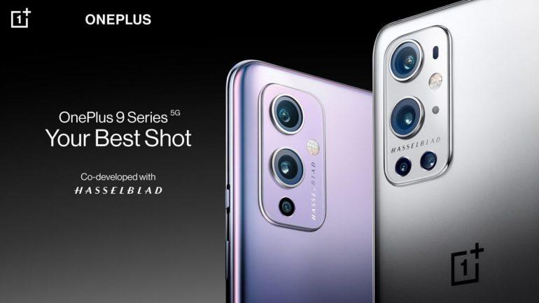 OnePlus 9 Pro Standard Images Revealed