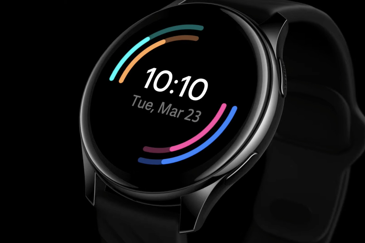 OnePlus Watch Now Official Two Week Battery Life And IP68 Rating