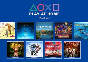 PlayStation Play at Home 26 March