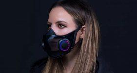 Razer Project Hazel RGB Face Mask N95 Production