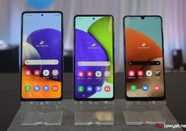 Samsung Galaxy A Series A72 A52 A32