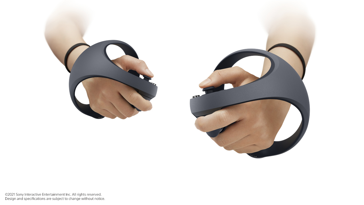 Sony PlayStation VR PSVR Controllers