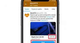 Twitter e-Commerce Feature Users Shop Directly Tweets