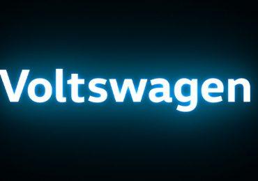 Volkswagen Rebrands Itself Ahead Of 1 April Voltswagen