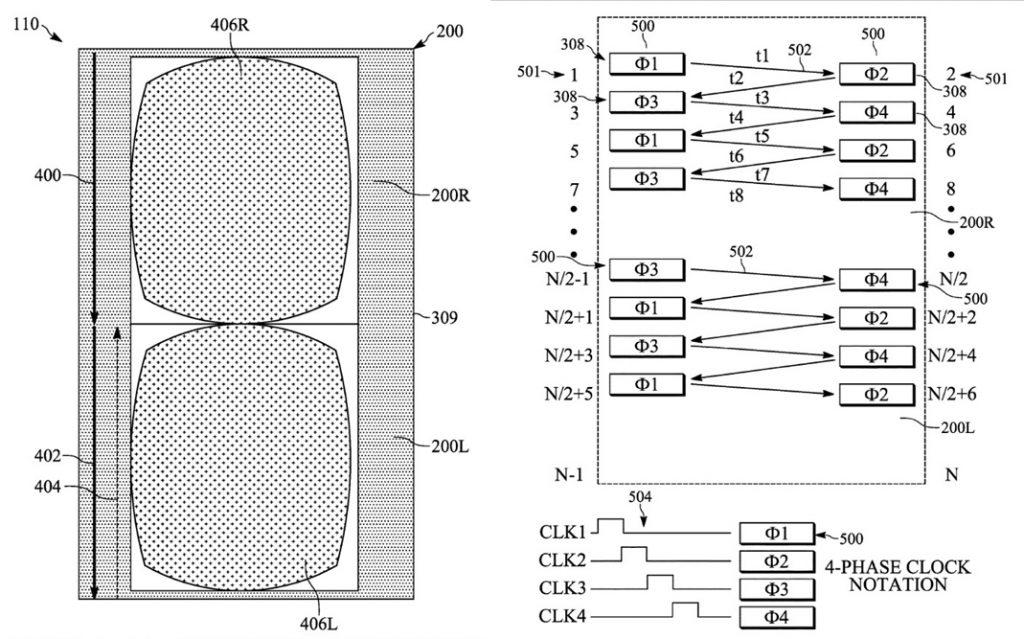 Apple 3D patent combine
