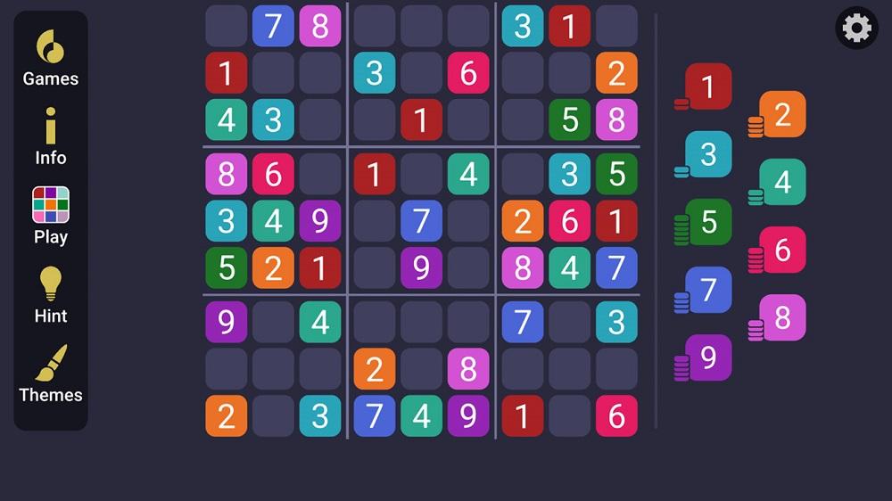 Apple Arcade Sudoku