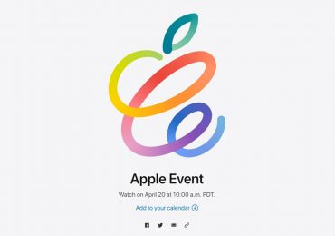 Apple Spring Loaded Event 20 April