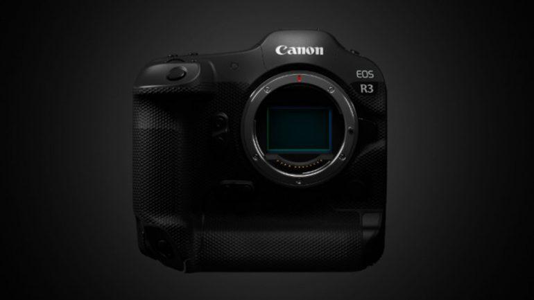Canon EOS R3 Full-frame mirrorless camera Announced