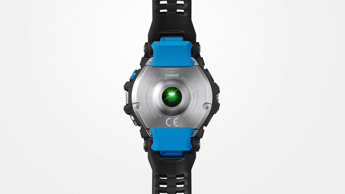 Casio G-Shock GSW-H1000 Wear OS