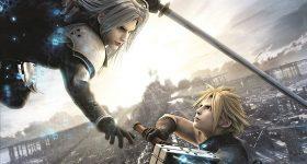 Final Fantasy VII Advent Children Complete 4K