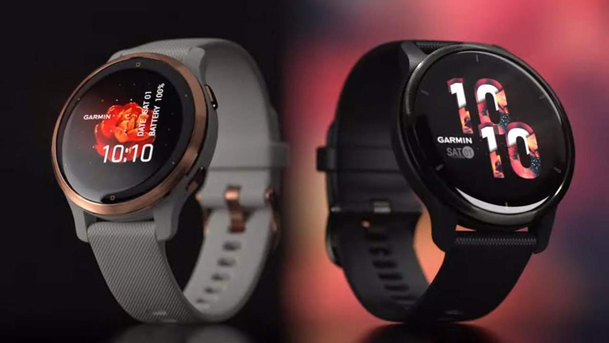 Garmin Venu 2 2S smartwatches