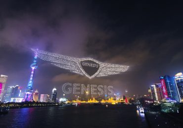 Genesis China 3000 drones world record