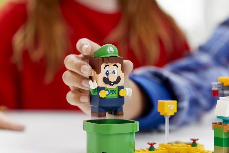 LEGO Luigi Lifestyle