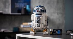 LEGO R2-D2 Star Wars 2021