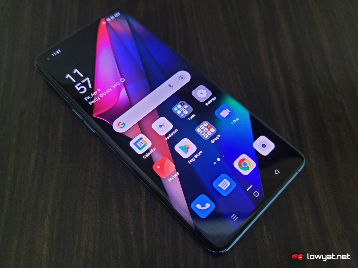 OPPO Find X3 Pro Review
