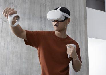 Oculus Quest 2 headset wireless Air Link