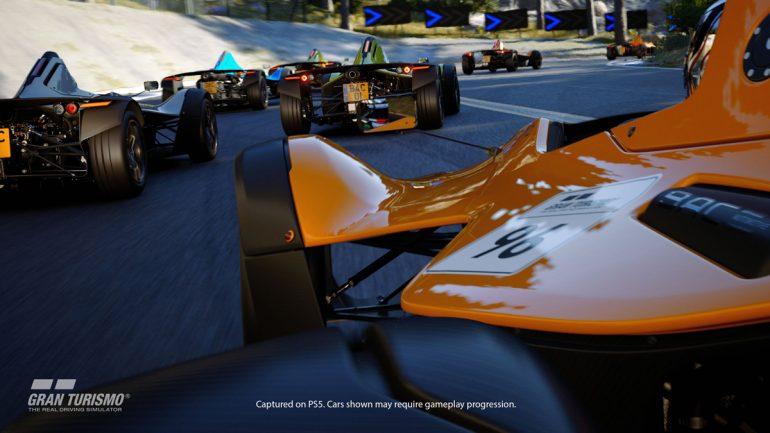 Olympic Virtual Series Gran Turismo IOC