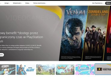 PlayStation Plus Video Pass banner