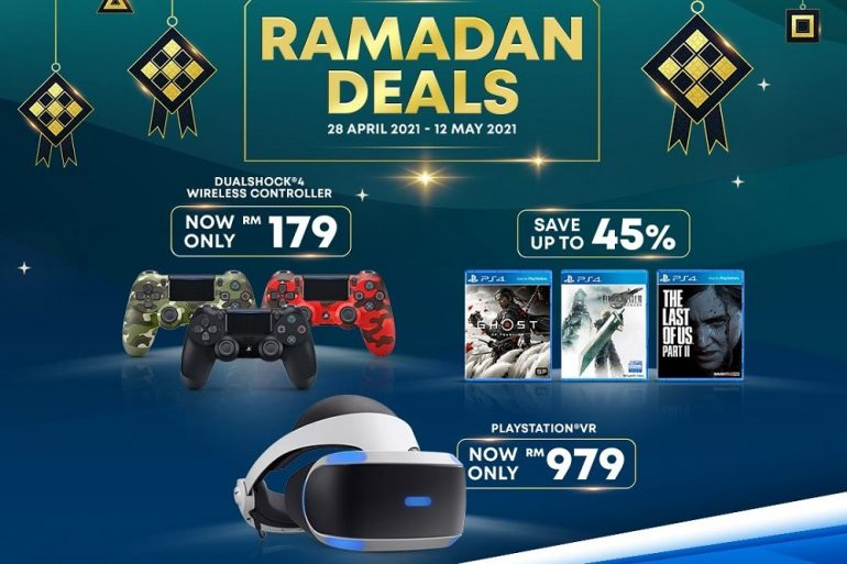 PlayStation Ramada Deals