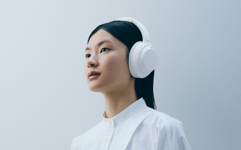 Sony WH-1000XM4 Silent White limited edition